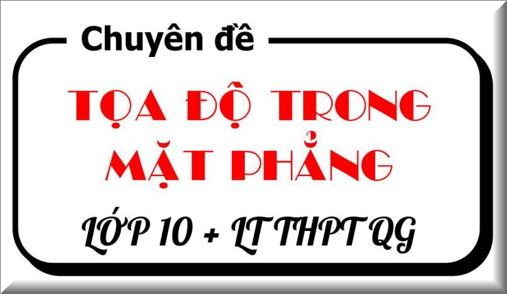 Tài liệu học tập HH10 - Chương 3