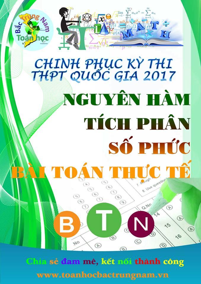 Bộ tài liệu Chinh phục kì thi THPT Quốc gia 2017 - Quyển T