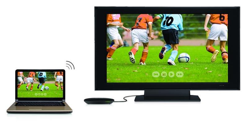 Bốn bước kết nối Tivi với Laptop qua Wifi đơn giản nhất