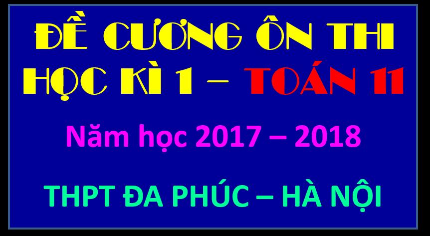 1 ON HK1   DA PHUC