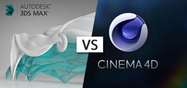 Cinema 4D R14 Portable và 3ds Max 2010 Portale