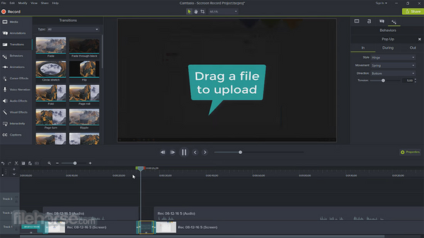 Camtasia Studio 9.1.2 Build 3011 FULL